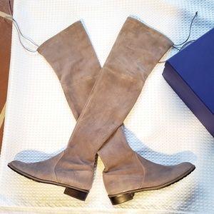 Stuart Weitzman Lowland boots size 7